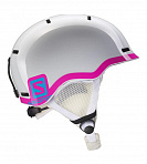 Grom White Glossy/Pink